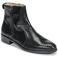 Pantofi Femei Ghete Unisa BRAS Negru