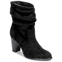 Pantofi Femei Botine Unisa ULANO Negru