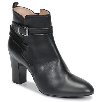 Pantofi Femei Botine Unisa UMBRIA Negru