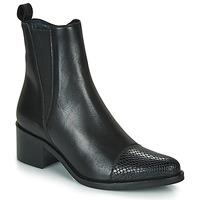 Pantofi Femei Botine Myma PETULA Negru