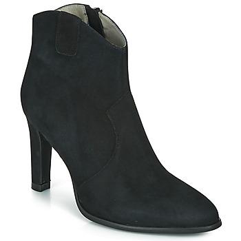 Pantofi Femei Botine Myma PATINA Negru