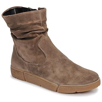 Pantofi Femei Ghete Ara 14437-69 Taupe