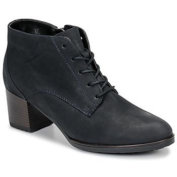 Pantofi Femei Botine Ara 16915-77 Albastru