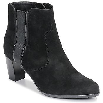 Pantofi Femei Botine Ara 43413-73 Negru