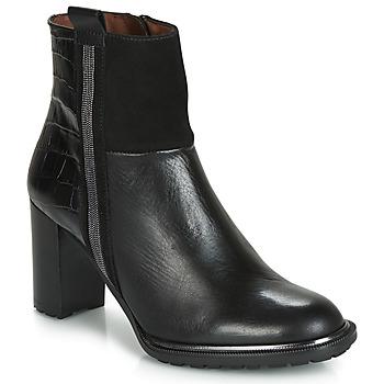 Pantofi Femei Botine Hispanitas INES Negru
