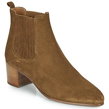 Pantofi Femei Botine Jonak DEBINA Coniac
