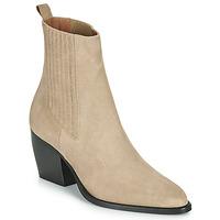 Pantofi Femei Botine Jonak DOCTIR Taupe