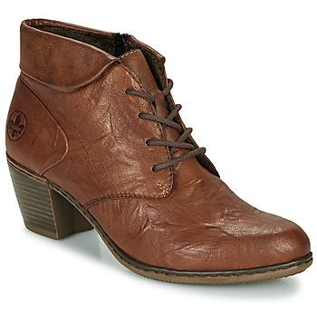 Pantofi Femei Botine Rieker Y2131-24 Maro