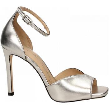 Pantofi Femei Sandale  Lola Cruz  plata-platino