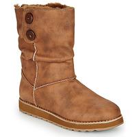 Pantofi Femei Ghete Skechers KEEPSAKES 2.0 Camel