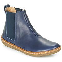 Pantofi Femei Ghete El Naturalista CORAL Albastru