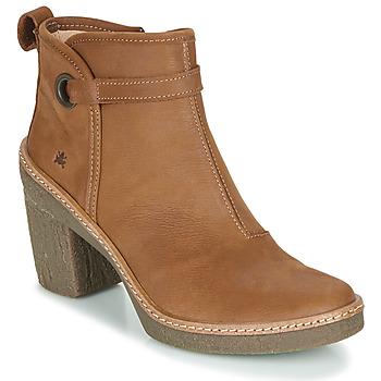 Pantofi Femei Botine El Naturalista HAYA Maro