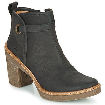 Pantofi Femei Botine El Naturalista HAYA Negru