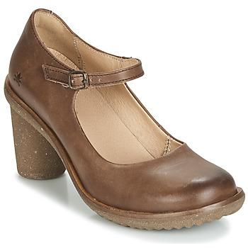 Pantofi Femei Pantofi cu toc El Naturalista TRIVIA Maro