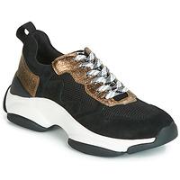 Pantofi Femei Pantofi sport Casual Mam'Zelle HELIUM Negru / Bronz