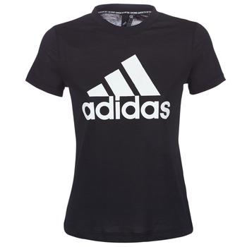 Îmbracaminte Femei Tricouri mânecă scurtă adidas Performance DY7734 Negru