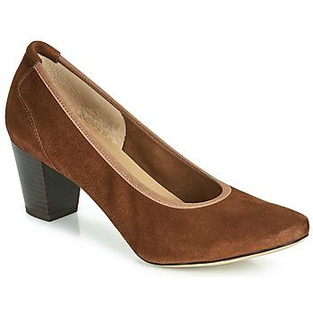 Pantofi Femei Pantofi cu toc Perlato 10362-CAM-COGNAC Coniac