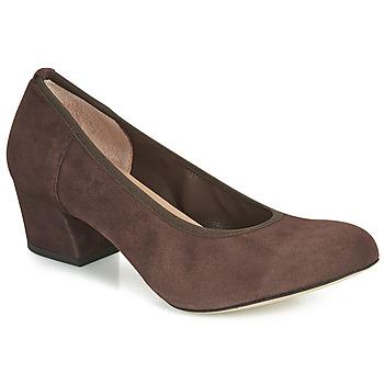 Pantofi Femei Pantofi cu toc Perlato 10366-CAM-NUT Maro