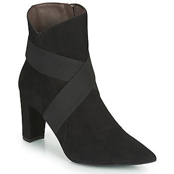 Pantofi Femei Botine Perlato 11327-CAM-NOIR Negru