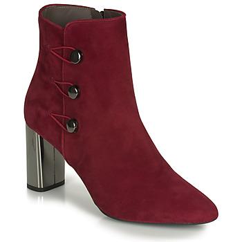 Pantofi Femei Botine Perlato 11312-CAM-ROUGE Roșu