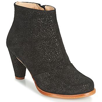 Pantofi Femei Botine Neosens BEBA Negru