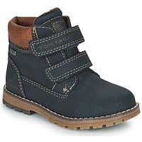 Pantofi Băieți Ghete Tom Tailor  Albastru