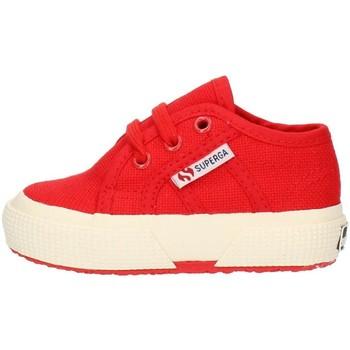 Pantofi Copii Pantofi sport Casual Superga 2750S0005P0 Red