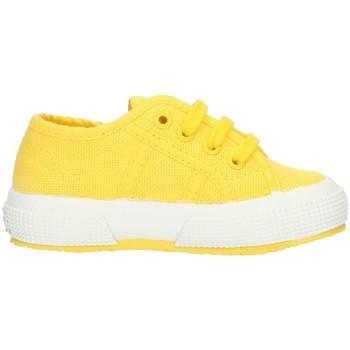 Pantofi Copii Pantofi sport Casual Superga 2750S0005P0 Yellow Sunflower