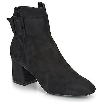 Pantofi Femei Botine Moony Mood FAZIOLE Negru