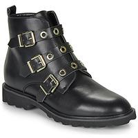 Pantofi Femei Ghete Moony Mood FIZANE Negru