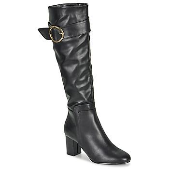 Pantofi Femei Cizme casual Moony Mood FIMMINI Negru