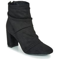 Pantofi Femei Botine Moony Mood FIRETTE Negru