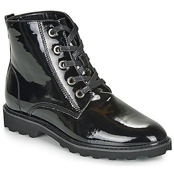 Pantofi Femei Ghete Moony Mood FRULIN Negru