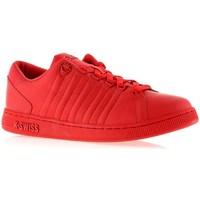 Pantofi Femei Pantofi sport Casual K-Swiss Lozan Iii Monochrome Roșii
