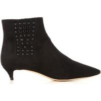 Pantofi Femei Ghete Tod's XXW17B0Z770HR0B999 nero