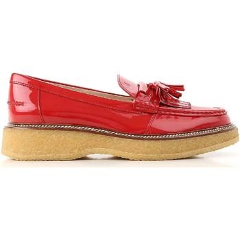 Pantofi Femei Mocasini Tod's XXW30B0AK700W0R402 Rosso vivo