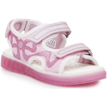 Pantofi Copii Sandale sport Geox J Sblikk GB Roz