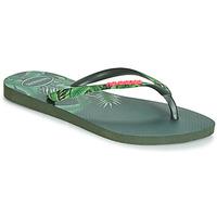 Pantofi Femei  Flip-Flops Havaianas SLIM SENSATION Verde