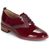 Pantofi Femei Pantofi Derby Karston JINAX Bordo