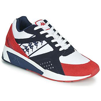 Pantofi Bărbați Pantofi sport Casual Kappa GARKO Alb / Roșu / Negru