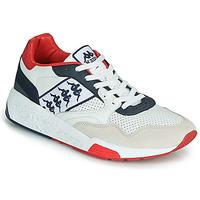 Pantofi Bărbați Pantofi sport Casual Kappa LUXOR 2 Alb / Roșu