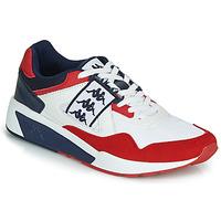 Pantofi Bărbați Pantofi sport Casual Kappa BARSEL 2 Alb / Roșu