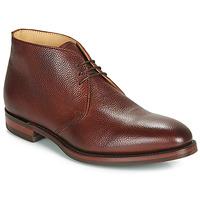 Pantofi Bărbați Ghete Barker OAKNEY Bordo