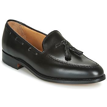 Pantofi Bărbați Mocasini Barker TASSEL Negru