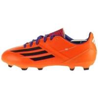 Pantofi Copii Fotbal adidas Originals F10 Trx FG J Negre,Portocalie
