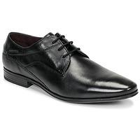 Pantofi Bărbați Pantofi Derby Bugatti GILES Negru