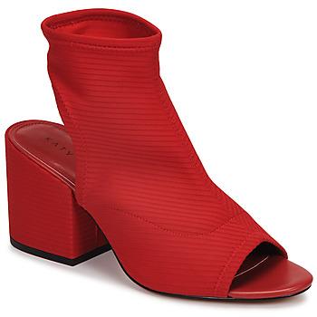 Pantofi Femei Botine Katy Perry THE JOHANNA Roșu