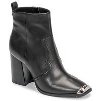 Pantofi Femei Botine Steve Madden ENZO Negru