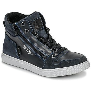 Pantofi Băieți Pantofi sport stil gheata Bullboxer AGM531E6L-NGBLK Bleumarin