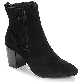 Pantofi Femei Botine Bullboxer 348508E6C-BLCK Negru